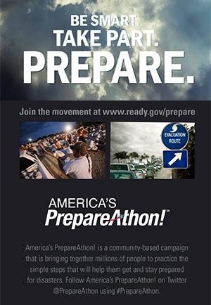 Americas Prepare Athon